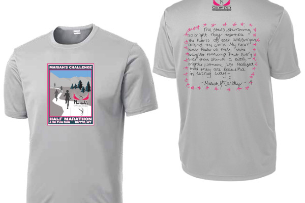 MC Half Marathon 5K Race Shirt