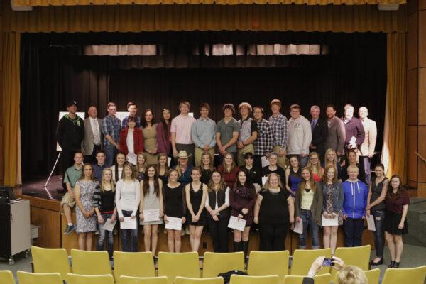 2015 Scholarship Class