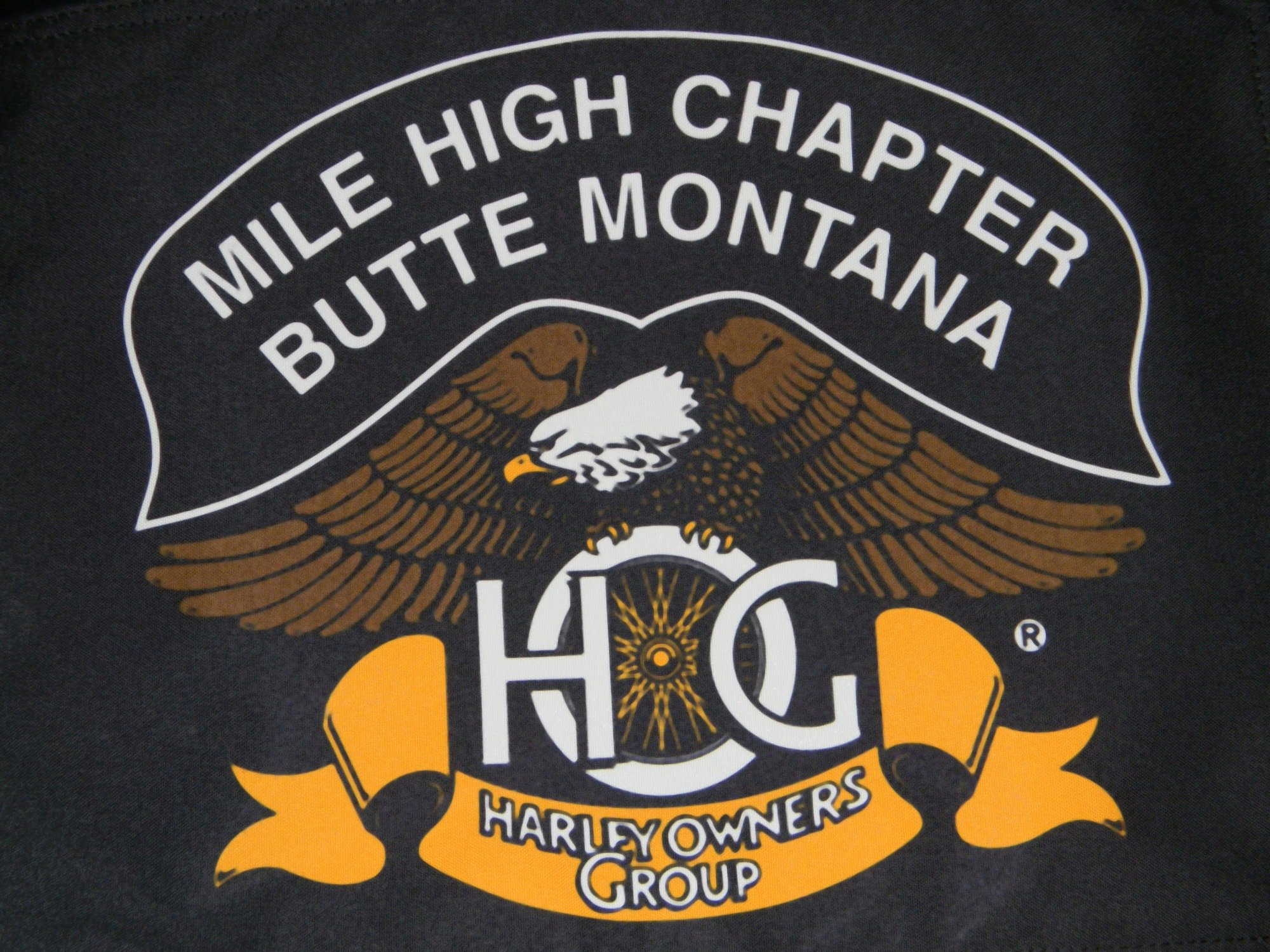 Mile High Harley Davidson Chapter HOG